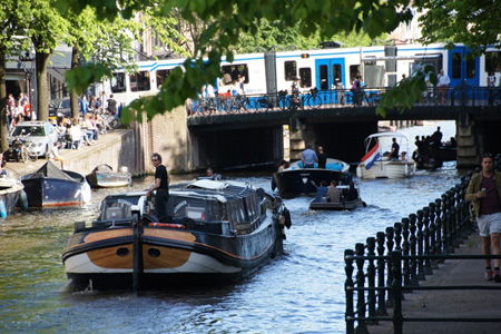 Amsterdam Boat Events