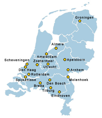 pokerlocaties in nederland